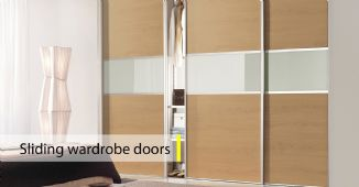 sliding wardrobe doors promo link to category